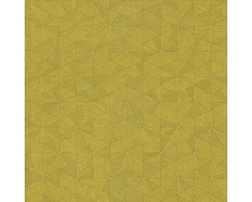 Papier Peint Intissé 35895 8 Four Seasons Graphique Moutarde