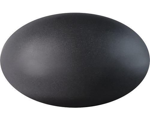 Objet lumineux 8Seasons Shining Eye pour extérieur et intérieur 43x25x26 cm anthracite
