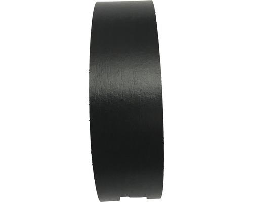 Kantenumleimer Esche schwarz mit Schmelzkleber 0,3x20x5000 mm