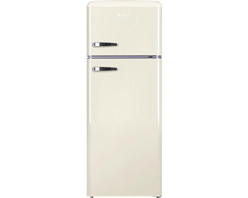Réfrigérateur-congélateur Amica KGC 15635 B lxhxp 55 x 144 x 61.5 cm compartiment de réfrigération 162 l compartiment de congélation 44 l