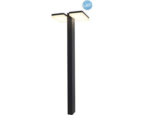 Borne lumineuse extérieure à LED Näve y compris LEDs 24W 3000K 2000lm blanc chaud