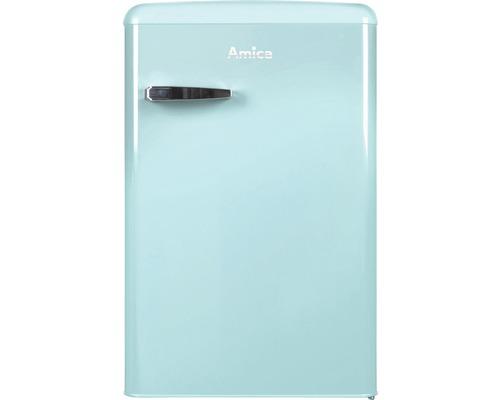 Réfrigérateur avec compartiment de congélation Amica KS 15612 T lxhxp 55 x 86 x 61.5 cm compartiment de réfrigération 95 l compartiment de congélation 13 l