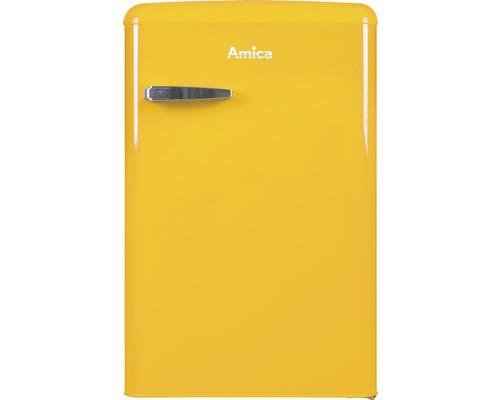 Réfrigérateur avec compartiment de congélation Amica KS 15613 Y lxhxp 55 x 86 x 61.5 cm compartiment de réfrigération 95 l compartiment de congélation 13 l