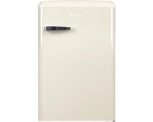 Réfrigérateur avec compartiment de congélation Amica KS 15615 B lxhxp 55 x 86 x 61.5 cm compartiment de réfrigération 95 l compartiment de congélation 13 l