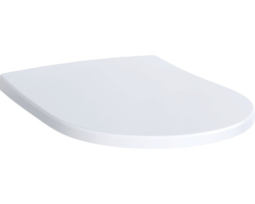 Keramag / GEBERIT WC-Sitz Acanto Slim weiß antibakteriell Absenkautomatik 500660012