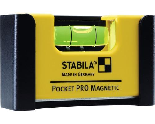 Wasserwaage Stabila Type 101 Pocket Pro, 7 cm