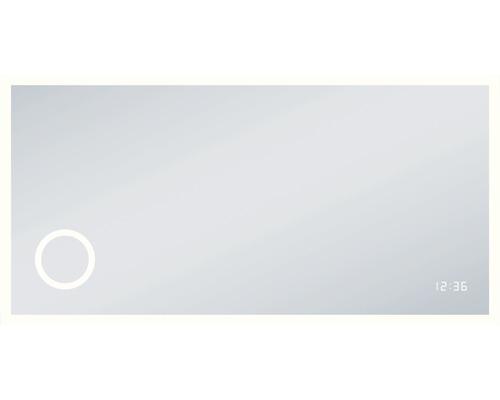 LED Badspiegel Silver Venus IP 24 (spritzwassergeschützt) 140x70 cm