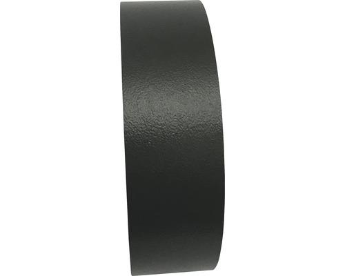 Kantenumleimer anthrazit mit Schmelzkleber 0,3x20x5000 mm