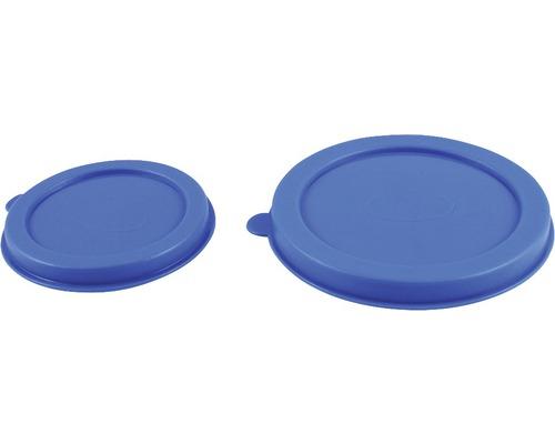 Couvercles pour boîtes de conserve, lot de 2, 7,5 et 10 cm