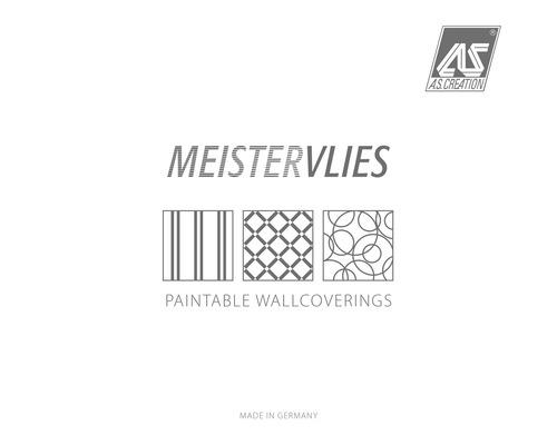 Prêt de catalogue de papiers peints Meistervlies 2020