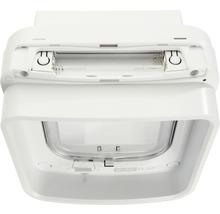 Trappe pour chats SureFlap Connect à micropuce 210x210mm blanc-thumb-8