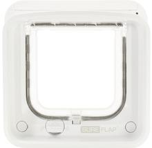 Trappe pour chats SureFlap Connect à micropuce 210x210mm blanc-thumb-10