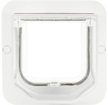 Trappe pour chats SureFlap Connect à micropuce 210x210mm blanc-thumb-12