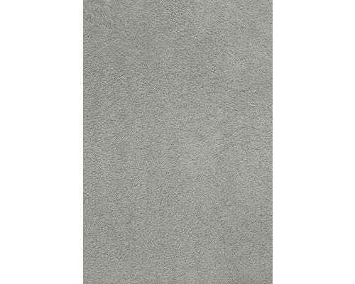Teppichboden Shag Softness silber 400 cm breit (Meterware)