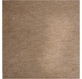 Teppichboden Shag Catania dunkelbeige 500 cm breit (Meterware)