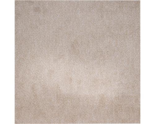 Teppichboden Shag Catania beige 500 cm breit (Meterware)
