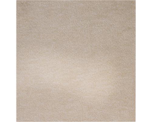 Teppichboden Shag Catania hellbeige 400 cm breit (Meterware)
