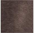 Teppichboden Shag Catania braun 400 cm breit (Meterware)