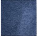 Teppichboden Shag Catania blau 500 cm breit (Meterware)