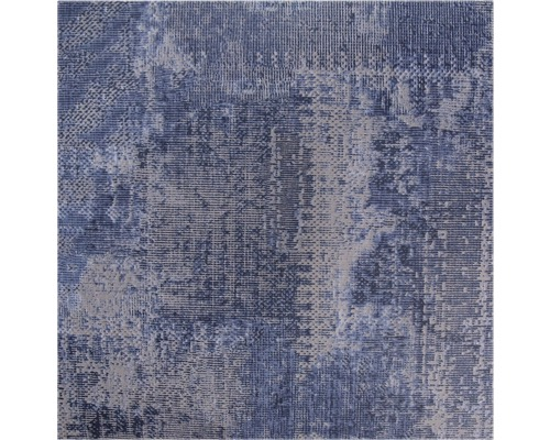 PVC Madison Textiloptik Denim 200 cm breit (Meterware)