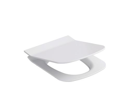 WC-Sitz Metropolitan weiß mit Absenkautomatik
