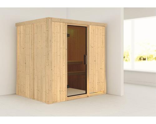 Sauna plug & play
