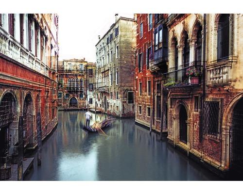 Tableau sur toile Silent Venice 116x80 cm