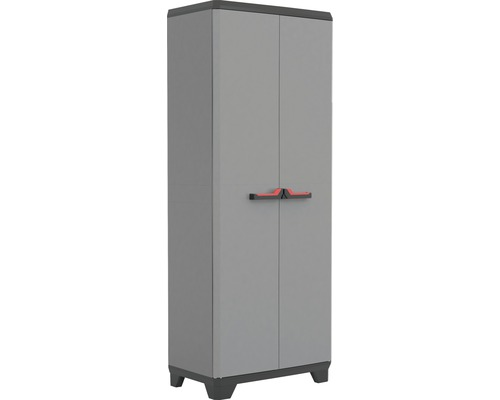 Armoire multifonction 680x1730x390 mm 3 tablettes
