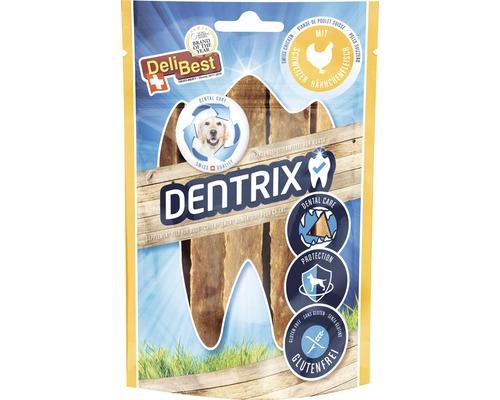 Friandises pour chiens DeliBest Dentrix Viande de poulet 70g