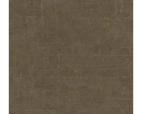 Papier peint intissé 58809 Tango Graphique marron - HORNBACH Luxembourg