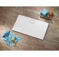 Duschwanne Pearl 100x80x4 cm, weiß