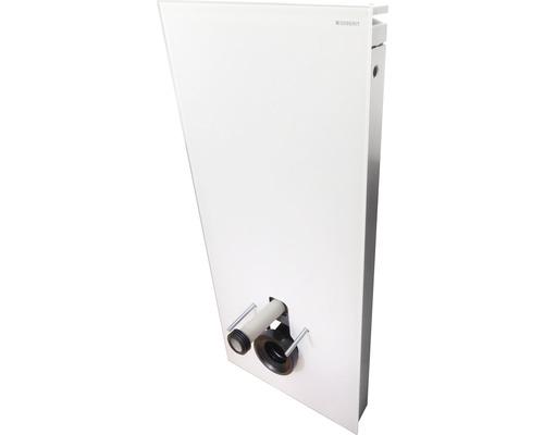 Bâti-support GEBERIT Monolith pour WC suspendus 114 cm verre/noir 131.031.SI.6