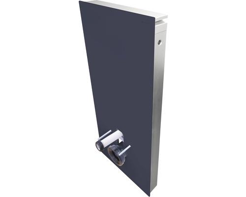 Panneau Sanitaire Geberit Monolith Pour Wc Suspendus 114 Cm Verre