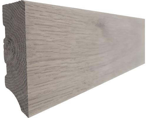 Plinthe chêne blanc huilé 20x60x2000 mm-0