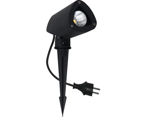 Éclairage de jardin LED avec piquet de terre 3,8W 380lm 3000K blanc chaud