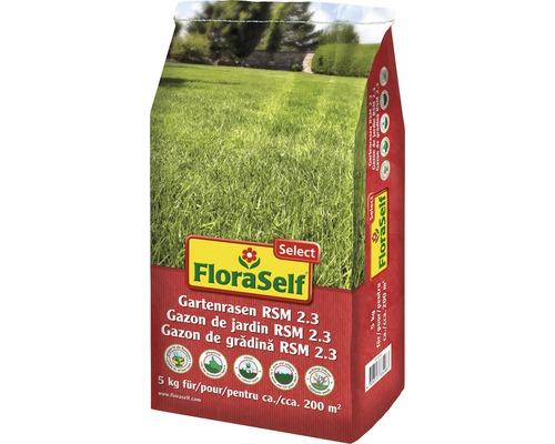 Graines de gazon FloraSelf Select RSM 2.3 175m²