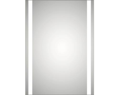 LED Badspiegel DSK Silver Boulevard 50x70 cm IP 24 (spritzwassergeschützt)