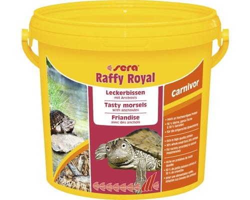 Nourriture pour reptiles sera Raffy Royal friandises avec anchois 3,8 l