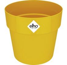 Pot de fleurs elho b.for original plastique Ø30 H27cm ocre-thumb-1