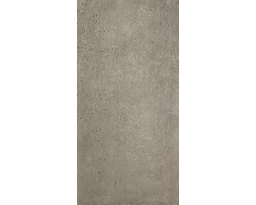 Dalle De Terrasse Gres Cerame Fin Flairstone Aspect Beton Mud
