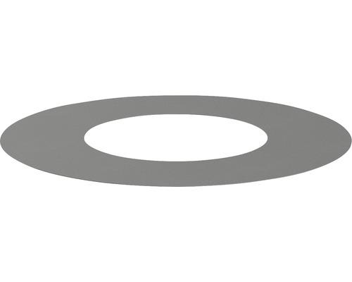 Jeremias Iso-Line Wandrosette 85mm Ø150mm grau