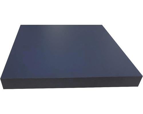 Tablette anthracite foncé 19x200x1000