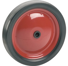 Roue PVC Tarrox sur jante métallique jusqu'à 15kg. 148x23x12mm, moyeu 31-thumb-0