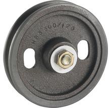 Roulette Tarrox 75mm, jusqu'à 35kg-thumb-0