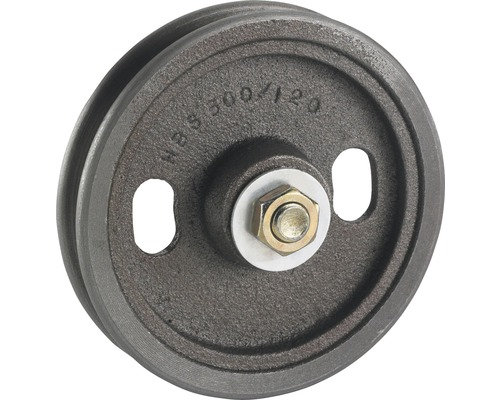 Roulette Tarrox 75mm, jusqu'à 35kg-0