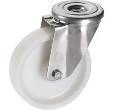 Roulette pivotante en polyamide Tarrox 150x40 mm jusqu''à 300 kg, sans plaque-thumb-0