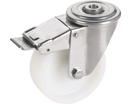 Roulette pivotante en polyamide Tarrox 125x30mm jusqu'à 220kg-0