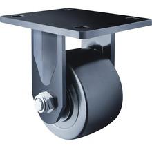 Roulette fixe pour charges lourdes Tarrox 75x50mm jusqu'à 600kg, dimensions du plateau 105x85mm-thumb-0