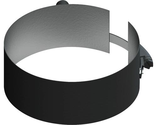 Pellet-Line Befestigungsschelle mit Gewindemuffe M8 Ø 80mm schwarz