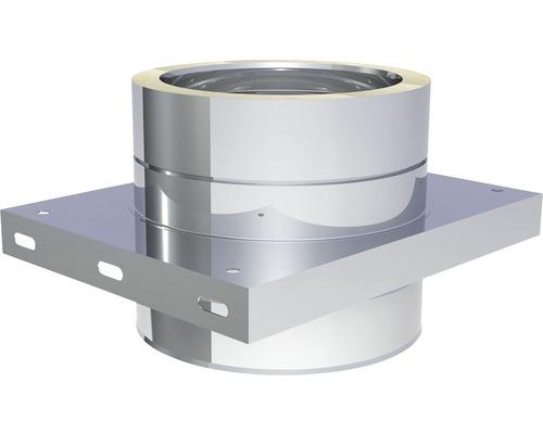 Plaque de base Jeremias DW-Eco pour support intermédiaire Ø130mm
